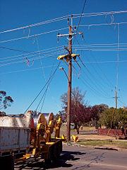 Power Line Addition